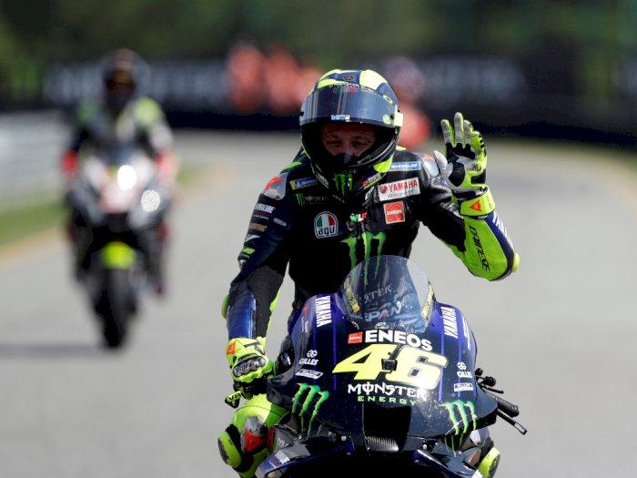 Kecepatan Lari Bebek Ini Melampaui Kecepatan Motor Valentino Rossi