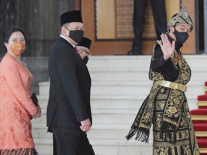 Dalam Pidatonya, Jokowi Minta Media Tidak Hanya Cari Klik dan Like