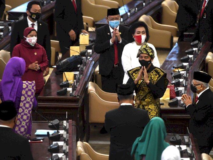 Jokowi Akui Semua Rencana Berubah Akibat Dampak Pandemi Covid-19