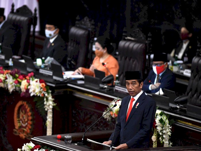 Jokowi Ungkap Jerman Hingga Tiongkok Kucurkan Stimulus Fiskal, Tapi PDB Tetap Terkontraksi