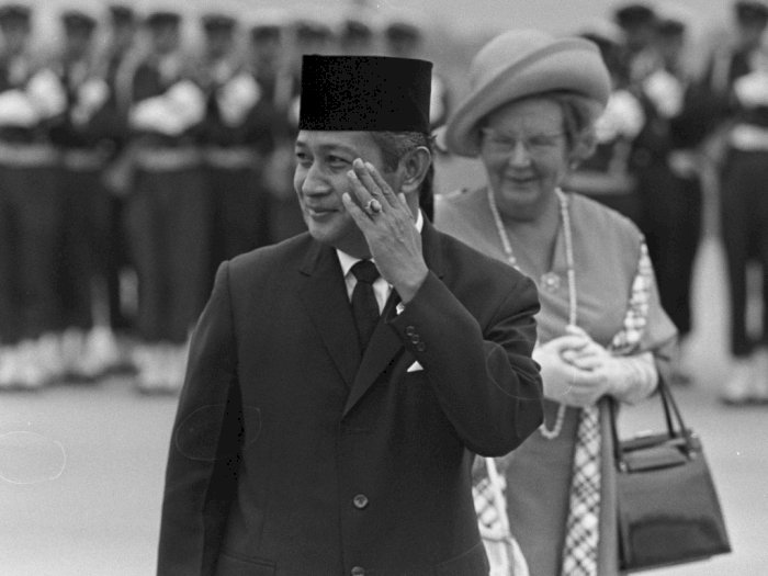 5 Jasa Dan Kehebatan Soeharto Untuk Indonesia