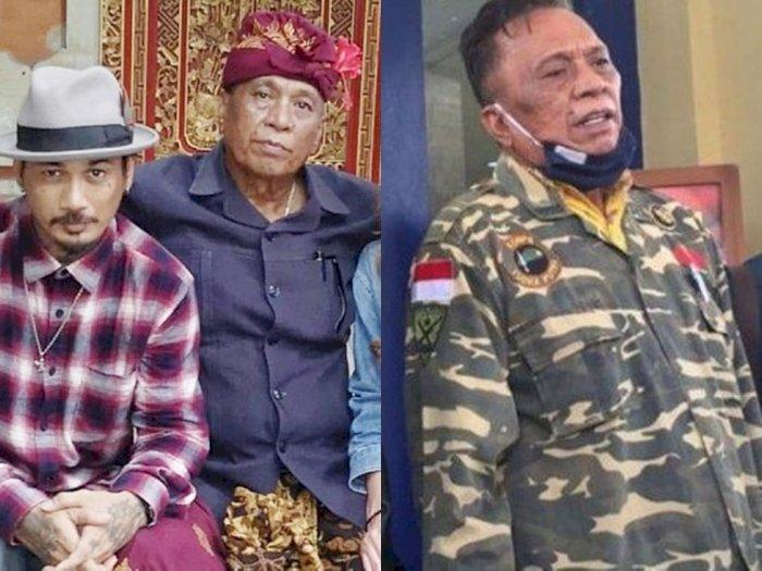 Terungkap, Ayah Jerinx SID Bukan Orang Sembarang, Datangi Polda Bali dan Mohon Penangguhan