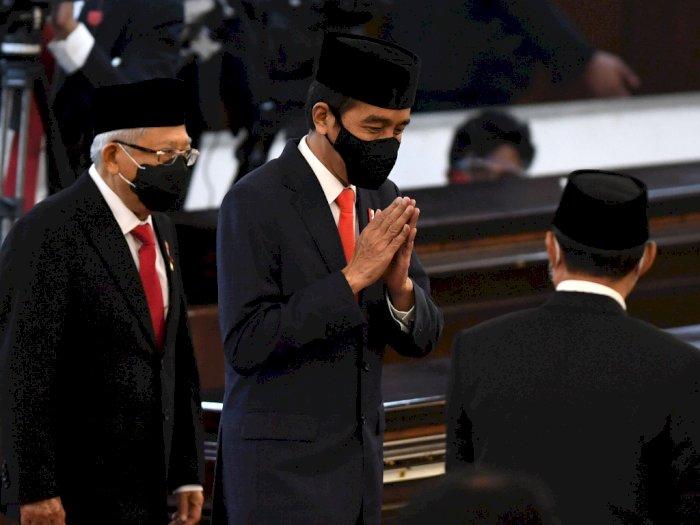 Bangun Food Estate dan Jaga Ketahanan Pangan, Jokowi Anggarkan Rp104,2 Triliun di 2021