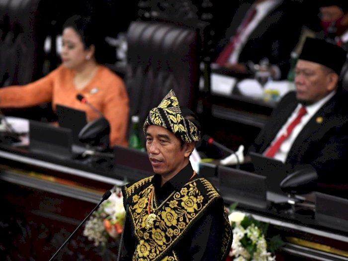 Pidato Kenegaraan, Jokowi: Jangan Ada yang Merasa Paling Agamis dan Pancasilais Sendiri