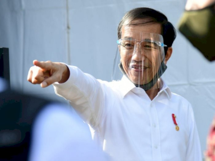 Presiden Jokowi Sampaikan Pidato Kenegaraan di Tengah Pandemi, Anggota DPR Jalani Tes Swab
