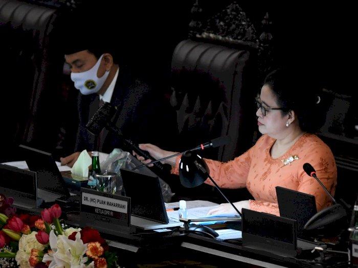 FOTO: Pembukaan Masa Persidangan I DPR Tahun 2020/21