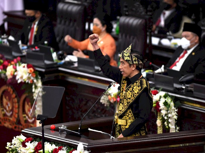 Jokowi Sebut Akan Ada Perluasan Kesempatan Kerja untuk Rakyat Indonesia