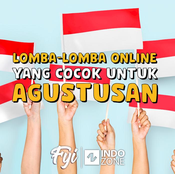 Lomba-Lomba Online yang Cocok Untuk Agustusan