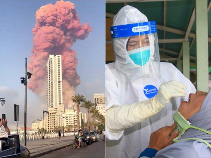 Rentetan Bencana Alam dan Kejadian Heboh Selama 2020, Covid-19 Hingga Potensi Perang Dunia