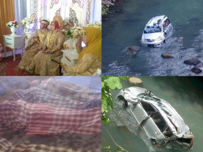 Tragis, Sekeluarga Kecelakaan saat Hadiri Pesta Pernikahan Anak, 6 Orang Tewas
