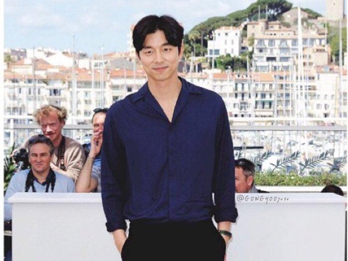 Pamer Perut 'Roti Sobek', Aktor Korea Gong Yoo Bikin Penggemar Takjub: Seksi!
