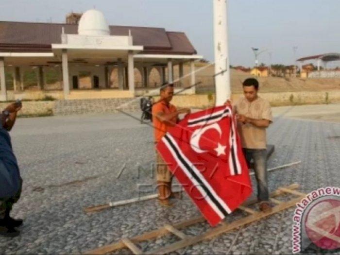 15 Tahun Perdamaian, Tidak Ada Pengibaran Bendera Bulan Bintang di Pantai Barat Aceh