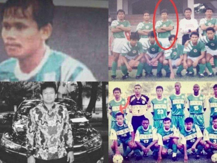 Kabar Duka, Legenda PSMS Medan Edwin Daud Meninggal Dunia