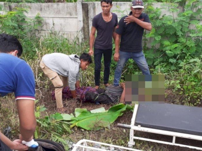 Seorang Warga Aceh Tewas Terlindas Kereta Api di Tembung