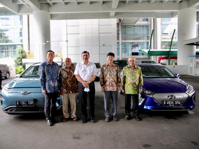 Pasar Penting, Hyundai Siapkan Mobil Listrik di Indonesia