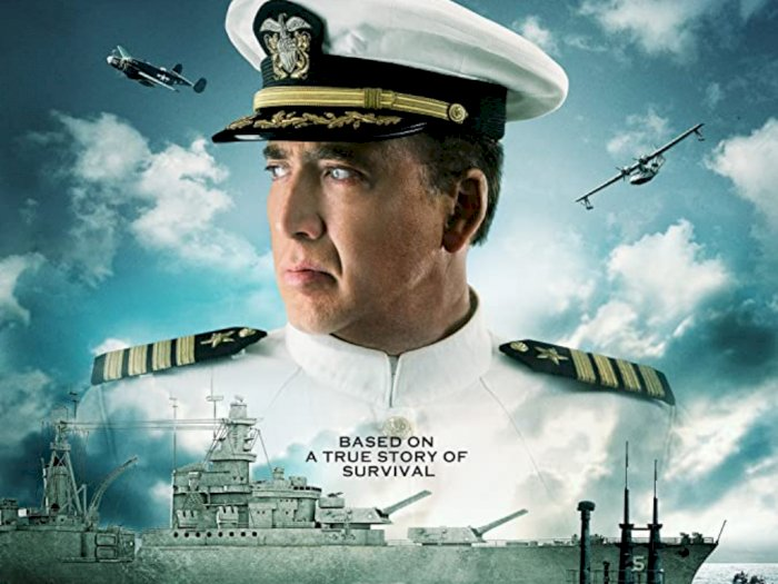 "Sinopsis dan Trailer Film ""USS Indianapolis: Men of Courage (2016)"""