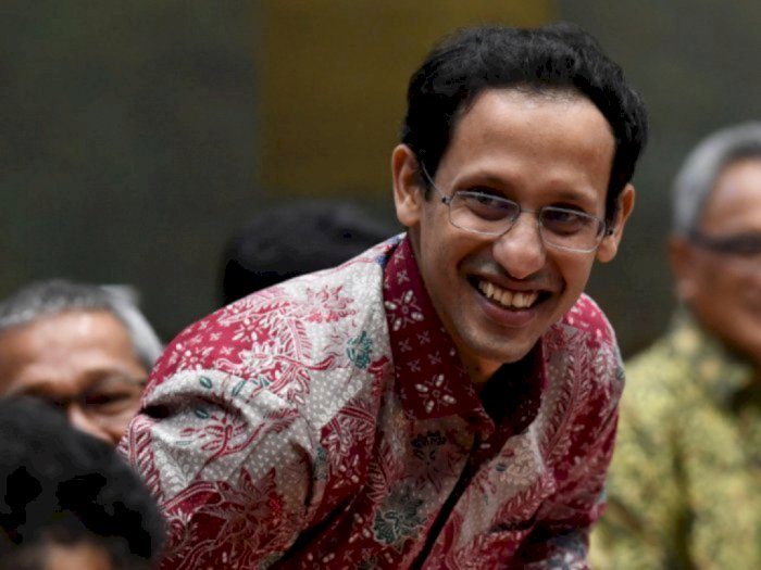 Mas Menteri Nadiem Makarim Baru Bikin Instagram, Netizen Salfok dengan Centang Birunya