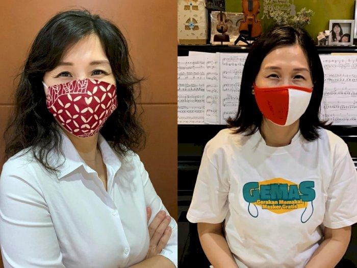 Walau Ditinggal Ahok, Veronica Tan Tetap Berdayakan Warga Jakarta hingga Punya Penghasilan