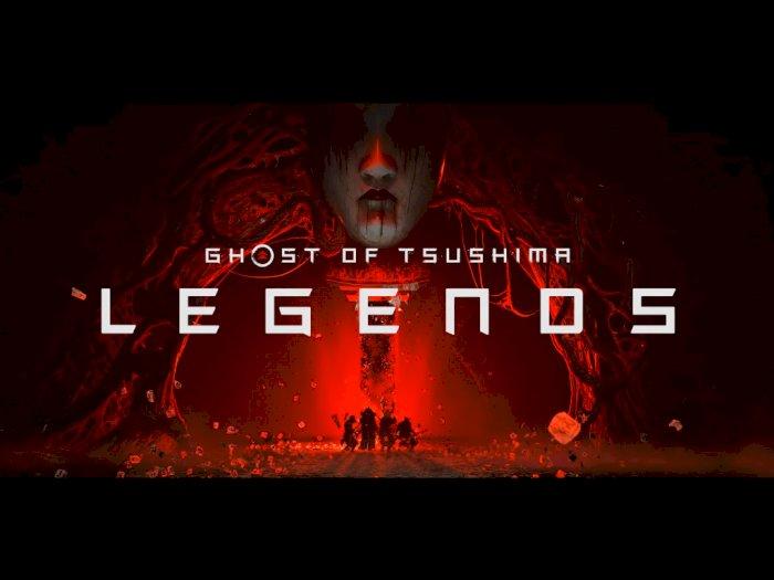 Ghost of Tsushima Dapatkan Update Co-Op Bertajuk 'Legends' Secara Gratis!