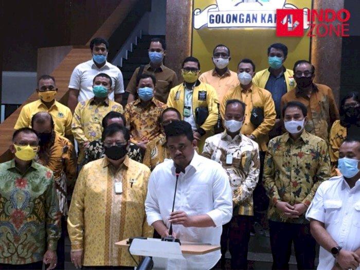 Didukung Golkar, Bobby Nasution Siap Jadi Eksekutor Perubahan di Medan