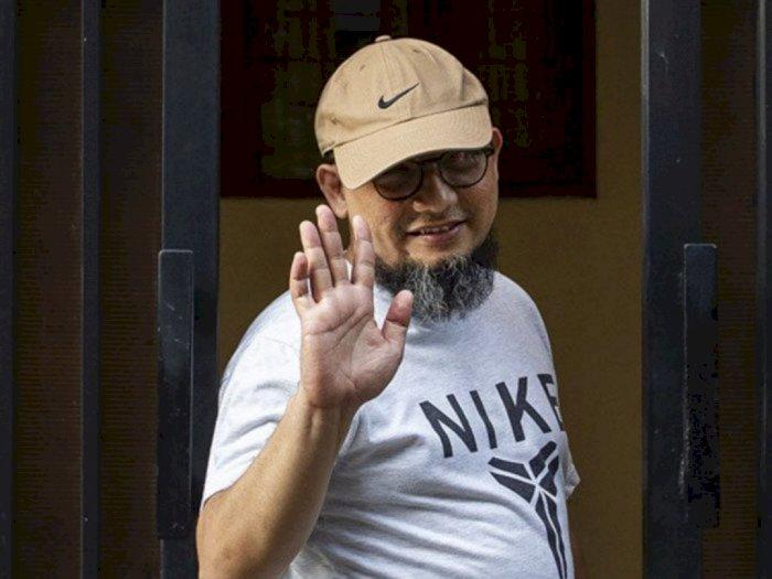 Duka dan Doa Novel Baswedan untuk Mendiang Jaksa Fedrik Adhar