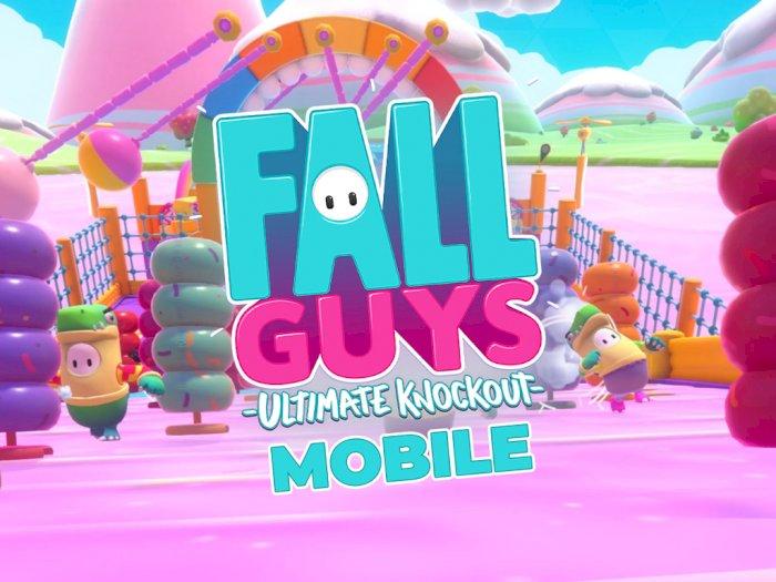 Mediatonic Tegaskan Video Fall Guys Versi Mobile di YouTube Adalah Penipuan