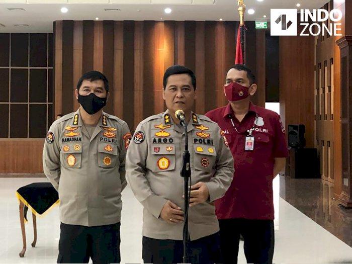 Operasi Penggunaan Masker ke Anggota TNI-Polri Digelar