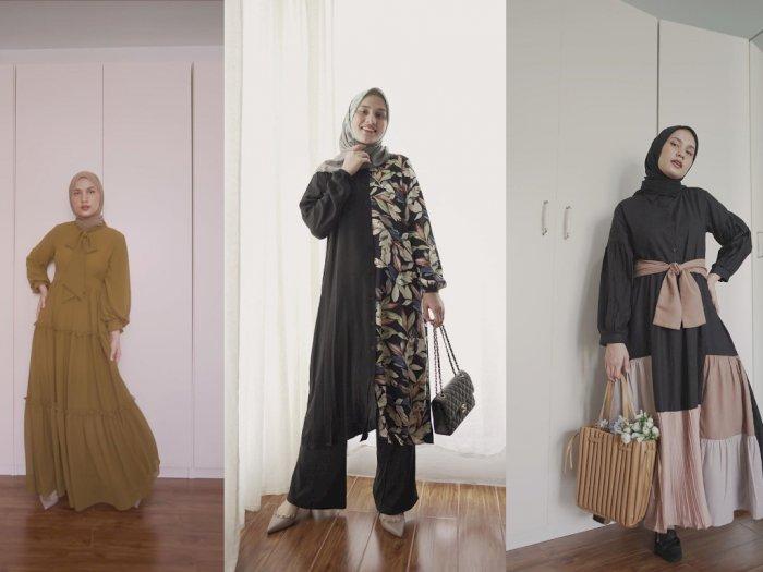 Inspirasi Dress ala Selebgram Dwi Handayani Buat Para Hijaber