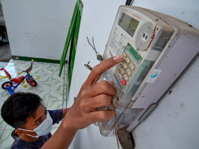 Pemerintah Bayar Rp15,4 Triliun untuk 33,64 Juta Pemakai Listrik di Indonesia