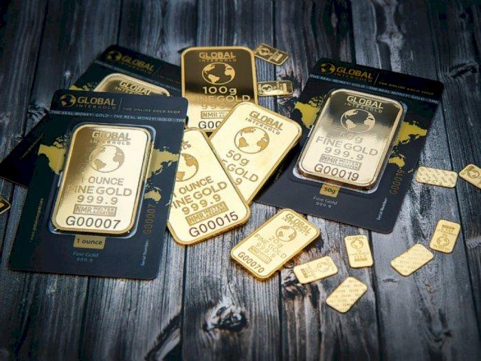 Pemulihan Ekonomi Global Disinyalir Membuat Harga Emas Menguat Terbatas