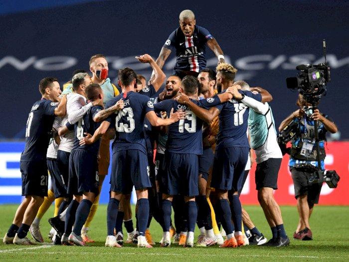 FOTO: Liga Champions: PSG Maju ke Final Usai Mengandaskan Leipzig 3-0