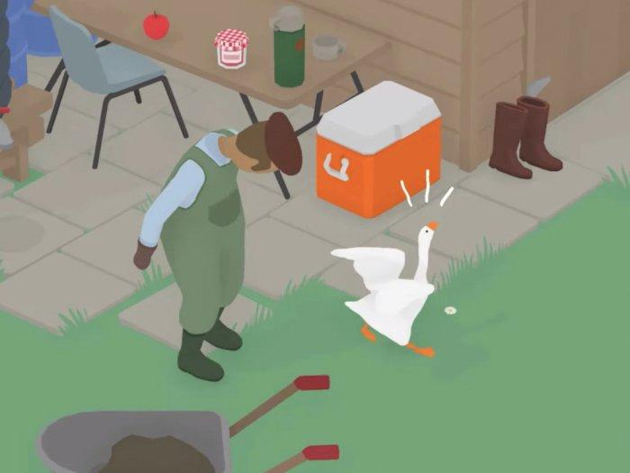 Untitled Goose Game Hadirkan Fitur Co-Op di Update Gratis Terbarunya!