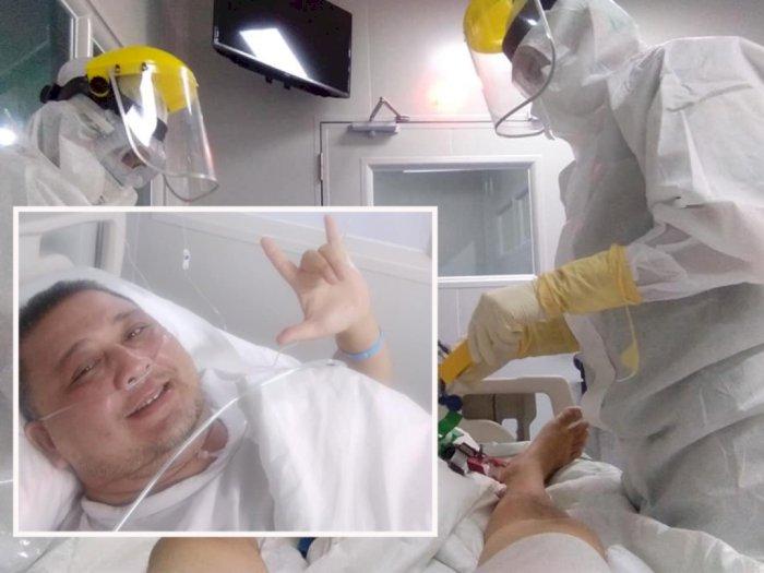 Dokter IGD Ini Blak-blakan Tumbang Terpapar Covid-19, Cerita Suntuknya Ruang Isolasi RS