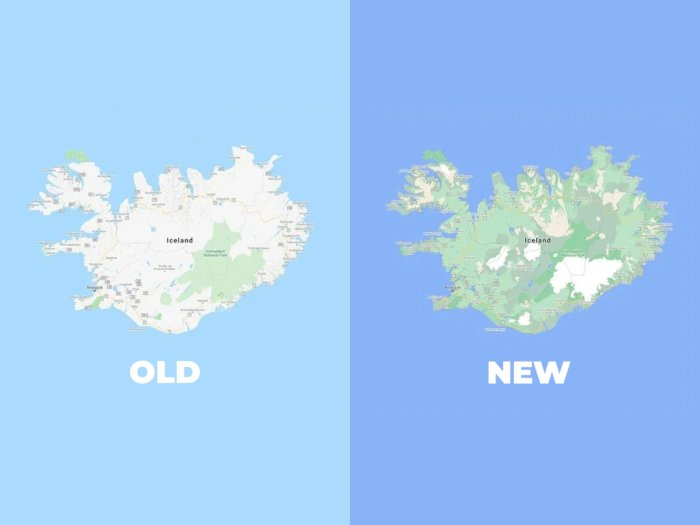 Update Google Maps Terbaru Bakal Buat Peta Jadi Lebih Berwarna dan Detail!