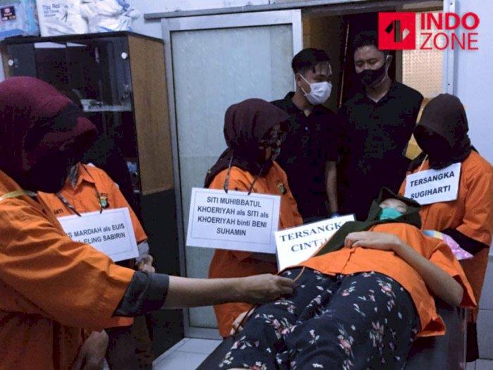 Rekonstruksi Kasus Klinik Aborsi di Jakarta Pusat: Pasien Tawar Harga Jasa Praktek