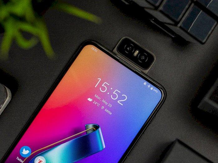 Asus Resmi Unggah Teaser Smartphone Zenfone 7, Tetap Pakai Kamera Flip!