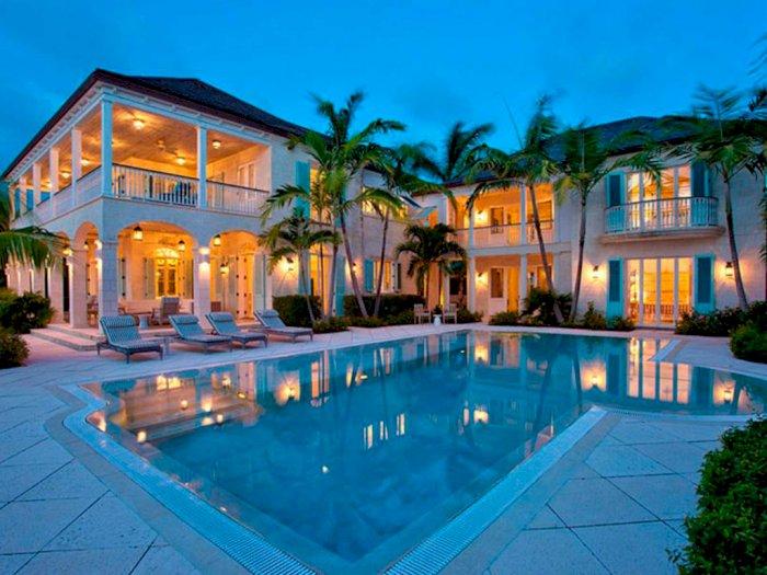 Tranquility Villa, Penginapan Mewah Kylie Jenner Saat Liburan di Pulau Karibia