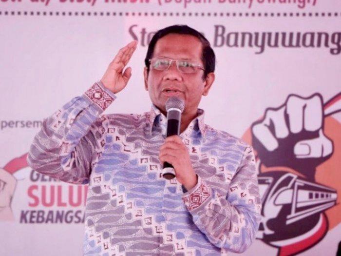 Mahfud MD: Angka Kemiskinan di Indonesia Terus Turun, Tapi...