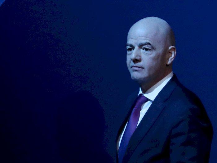 Komite Etika FIFA Bebaskan Gianni Infantino Usai Penyelidikan