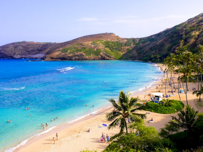 Hawaii Tidak Terima Wisatawan Asing Hingga Oktober