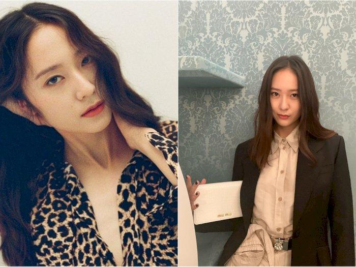 Sempat Heboh Kabar Krystal f(x) 'Pamit', Agensi SM Entertainment Angkat Bicara