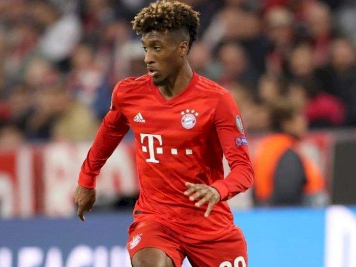 Jelang Jumpa Mantan Klub, Kingsley Coman: Hati Saya 100% untuk Bayern!