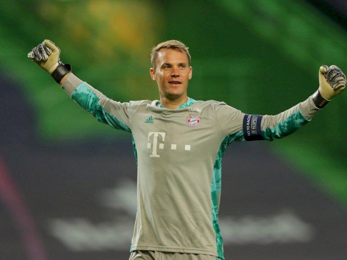 Neuer Klaim Bayern yang Dulu Bukanlah yang Sekarang
