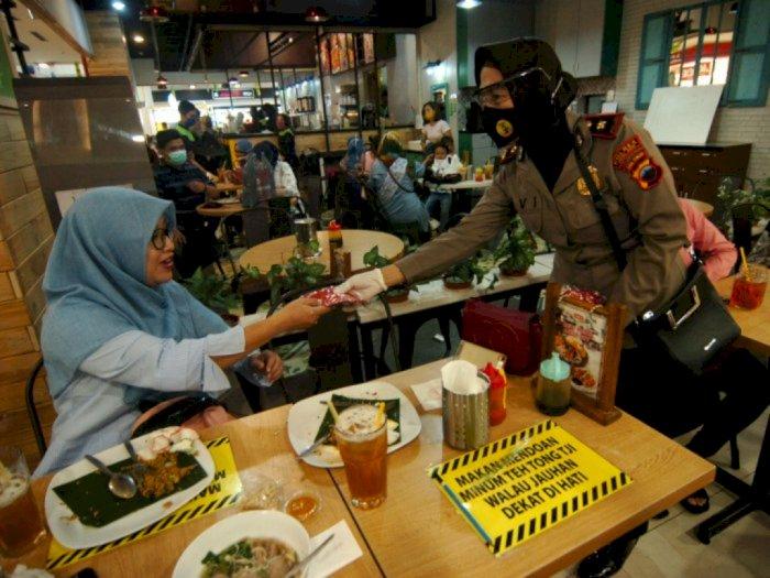 Langgar Protokol Kesehatan, Restoran Bisa Kena Denda hingga Ratusan Juta