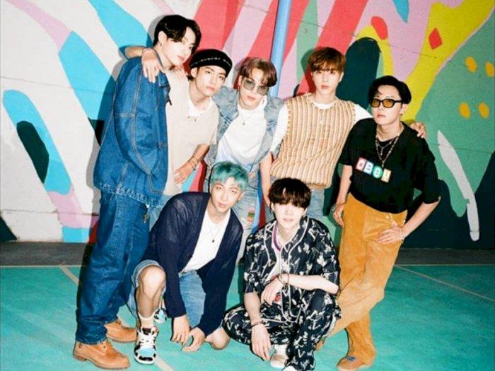 BTS Jelaskan Alasan Gunakan Bahasa Inggris Ketimbang Bahasa Korea di Single 'Dynamite'
