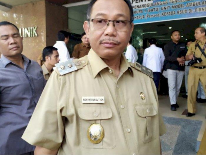 Sembuh dari Virus Corona, Ini Kata Plt Wali Kota Medan Akhyar Nasution