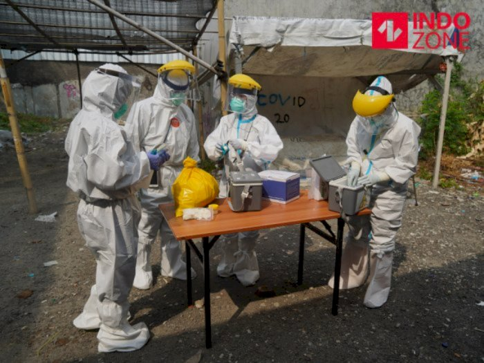 Tambah 2.317, DKI Jakarta hingga Papua Alami Penambahan Kasus Sembuh Covid-19 Tertinggi