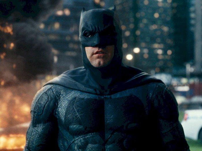 Ben Affleck Kembali Sebagai Batman dalam Film 'The Flash'