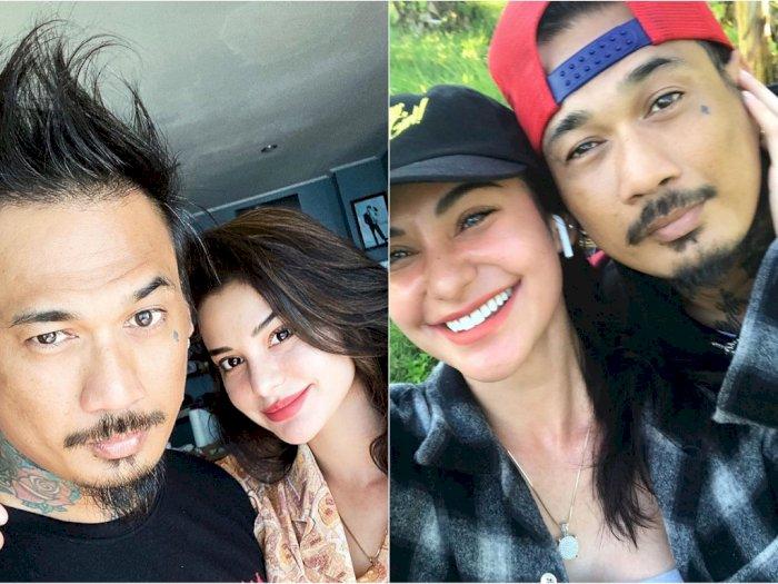 Banyak Netizen Suruh Ceraikan Jerinx, Nora Alexandra: Susah Senang Kita Hadapi Bersama