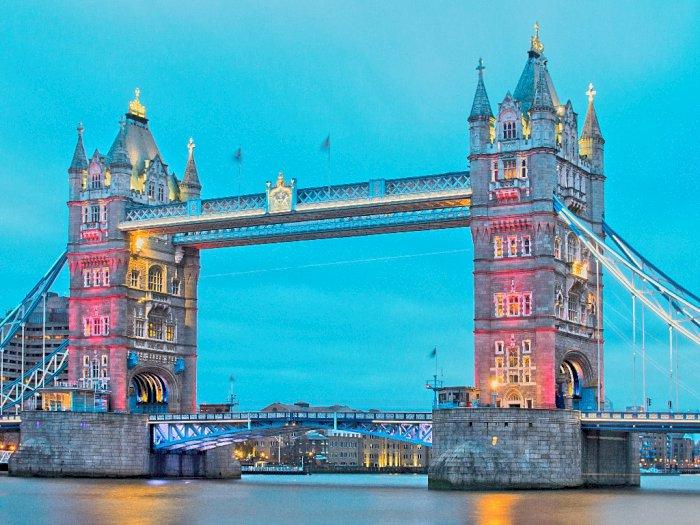 FOTO: 7 Jembatan Ikonik Nan Cantik di Berbagai Belahan Dunia